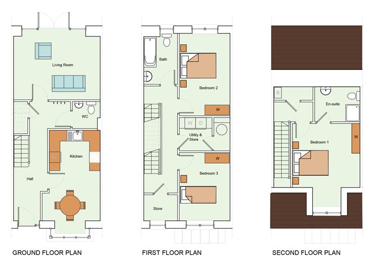 Floor Plans Belltree